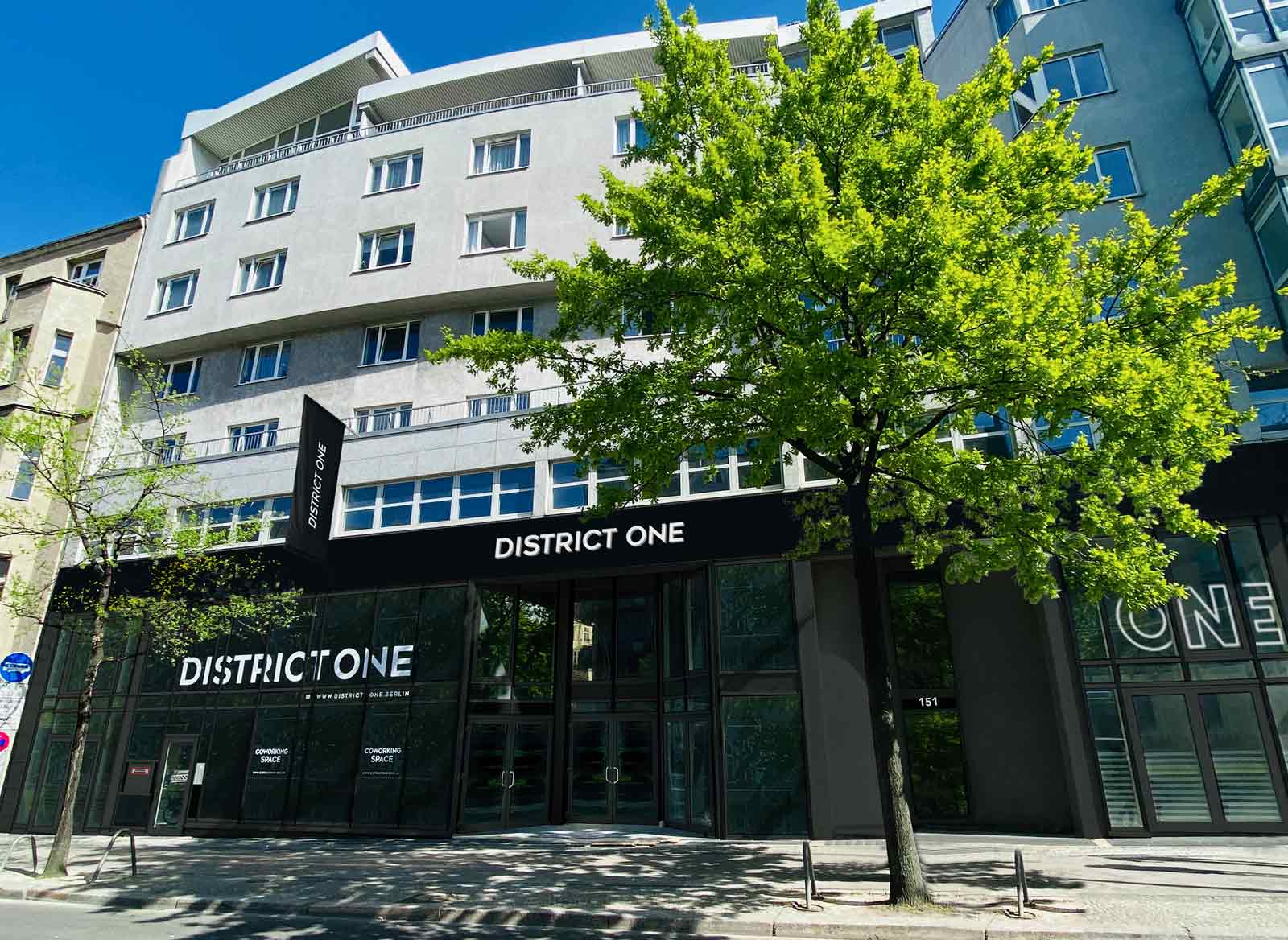 District One Coworking Space Berlin